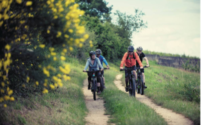 Nouveauté Oenotourisme 2020 : Les Randos e-Bike !