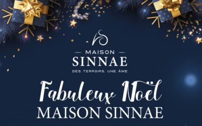 Le Fabuleux Noël de Maison Sinnae