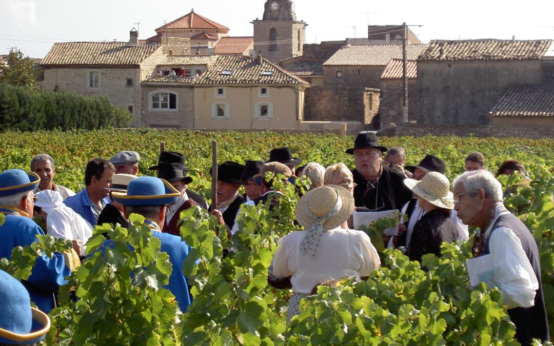 9 et 10 octobre : Rendez-vous à Chusclan pour le Marché Vignerons